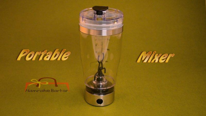 شیکر mixer